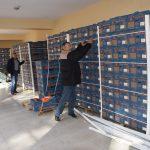 Ξεκίνησε η διανομή πορτοκαλιών από τον Οργανισμό του Δήμου Χαλκιδέων