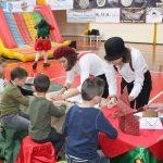 Χριστουγεννιάτικη Γιορτή για τα παιδιά των ΚΔΑΠ του Δήμου Χαλκιδέων