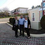 Ευχαριστίες στον Δήμαρχο Χαλκιδέων και στον Πρόεδρο του ΔΟΠΠΑΧ
