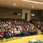 Επιτυχημένο το Σεμινάριο Πρώτων Βοηθειών από τον ΔΟΠΠΑΧ και το ΕΚΑΒ